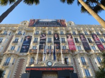 The Carlton during the Festival, Cannes