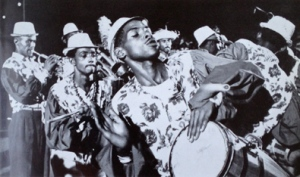 Santiago de Cuba festival performers