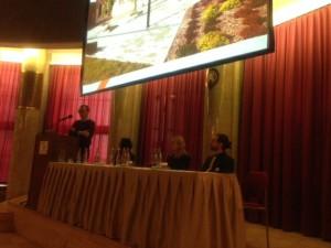 Our Prague Team presents on Traveling Seminar to Auschwitz.